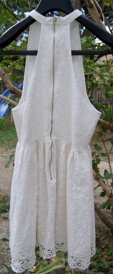 NEUw Boden Desigual antik Vintage Spitzen Kleid Hochzeit S 36 34 in Berlin - Pankow