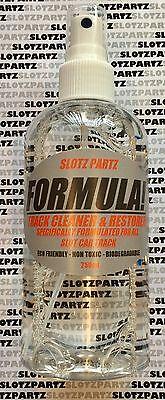 SLOTZ PARTZ FORMULA! - TRACK CLEANER & RESTORER - FOR ALL SCALEXTRIC TRACK