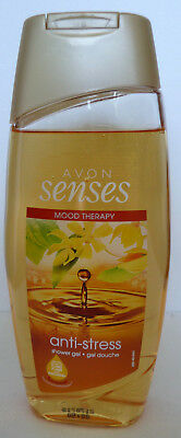 (100 ml = 2,00 €) Avon - Senses Duschgel -  Anti-Stress