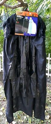 Extravagant Halloween Costumes (NWT MENS COUPLES EXTRAVAGANT  ' DARK WARRIOR ' HALLOWEEN COSTUME XL )