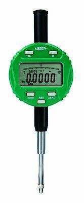 Insize Electronic Digital Indicator 125.4mm Resolution .00050.01mm 2104-2
