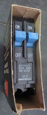 Bryant Br 15-15 Circuit Breaker 15 Amp