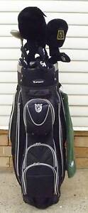 Ladies Graphite Golf Sticks +Shark Chipper +Dunlop Putter Uralla Uralla Area Preview