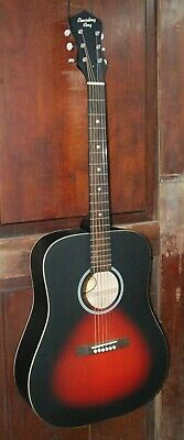 Recording King RDH-05 Solid Spruce Top Steel String Dreadnought Acoustic Guitar