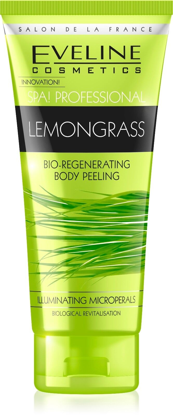 Eveline Cosmetics Spa Professional LEMONGRASS Body Peeling System Bath & Body