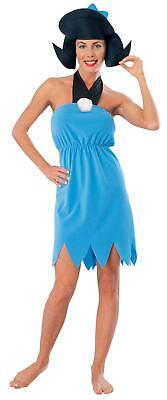 The Flintstones Betty Rubble Animated Adult Halloween Costume Large](Halloween Costumes The Flintstones)