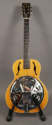Crafters of Tennessee TN. Blues 10.5 Acoustic Resonator Guitar