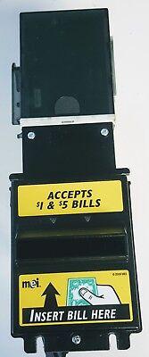 Mars Mei Vn2702 Series 24v 1-20 Mdb Bill Acceptor W 500 Stacker