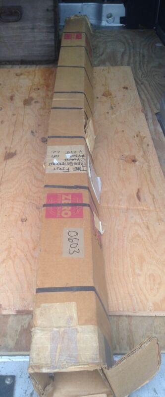 Lot of 9 Zero International Aluminum Door Frame Gasketing