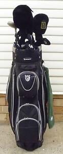 Slazenger Graphite Golf Sticks & Dunlop Putter Uralla Uralla Area Preview