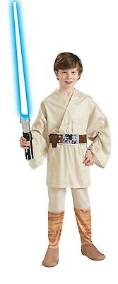 Luke Skywalker CHILD Costume NEW Star Wars