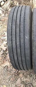 DRIVE, STEER TIRE 19.5 TRUCK TIRES