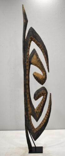 Statue Papua New Guinea Garra Cult Hook Figure