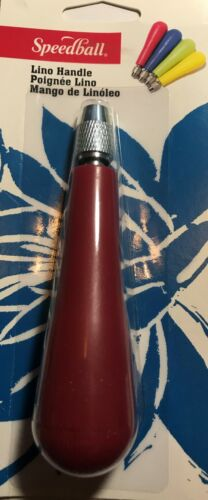 Speedball Lino Handle Made in the USA