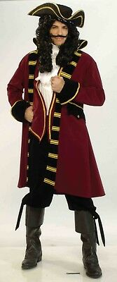 Forum Novelties Designer Pirat Kapität Luxus Erwachsene Halloween Kostüm 59788