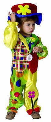 Clowns-Kostüm für Jungen Cod.200964 ()