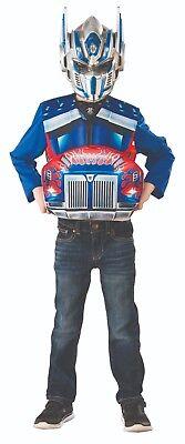 Rubies 334358  Optimus Prime Flip & Reveal Transformers 6 Kinder Kostüm ca 5-8 J