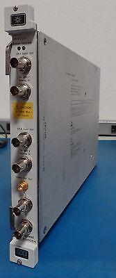 Agilent Hp 89606a Baseband Input Vxi Module Vector Signal Analyzer