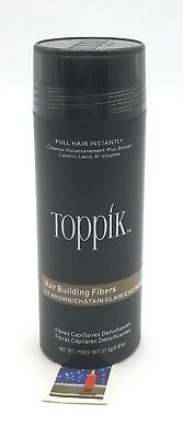 Toppik Light Brown Hair Building Fibers Economy 0.97oz 27.5g Free Shipping for sale  Shipping to India