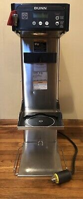 Bunn 35700.0336 Itcb-dv Infusion Coffee Tea Brewer W Tray