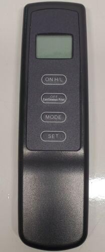 Skytech Fireplace Remote Control SP1001H/LTH-03 Gas-Continuous Pilot-LED