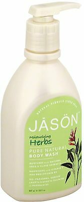 Jason Pure Natural Body Wash Soothing Aloe Vera
