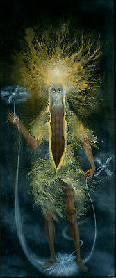 Astral Character  by Remedios Varo  Giclee Canvas Print Repro for sale  Centralia