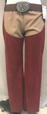 Western Themed Outfits (WESTERN-THEMED MEN'S NON-STRETCH DANCE PANTS - SIZE)