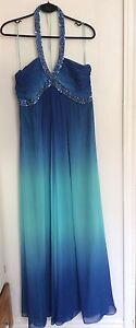 Beautiful full length dress size 14
