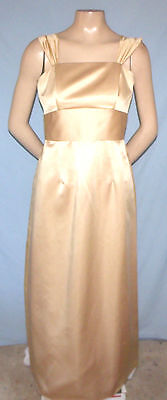 Simply Gorgeous Bari Jay Special Occasion Gown Size 7/8 (Fits Smaller) Long Sash