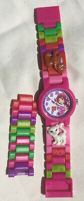 Lego Friends Analogue Watch from set 9005220