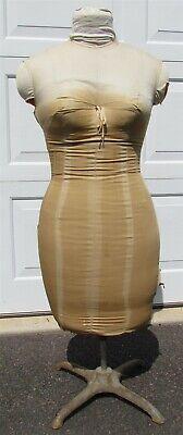 Mannequin Vintage Dress Form 44 Antique