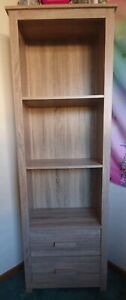 Shelves with drawers