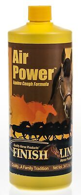 Air Power Cough Formula Liquid, 34 oz