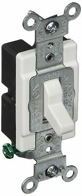 Lighted Quiet Single Pole Switch - Leviton Lighted Quiet Switch