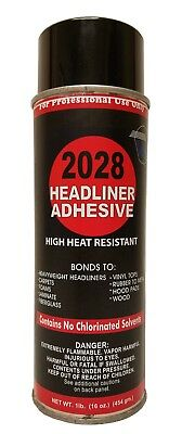 Vs 2028 Headliner Spray Adhesive
