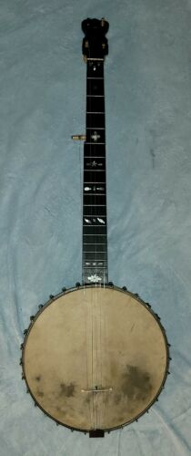 Gad Robinson Boston banjo 1890