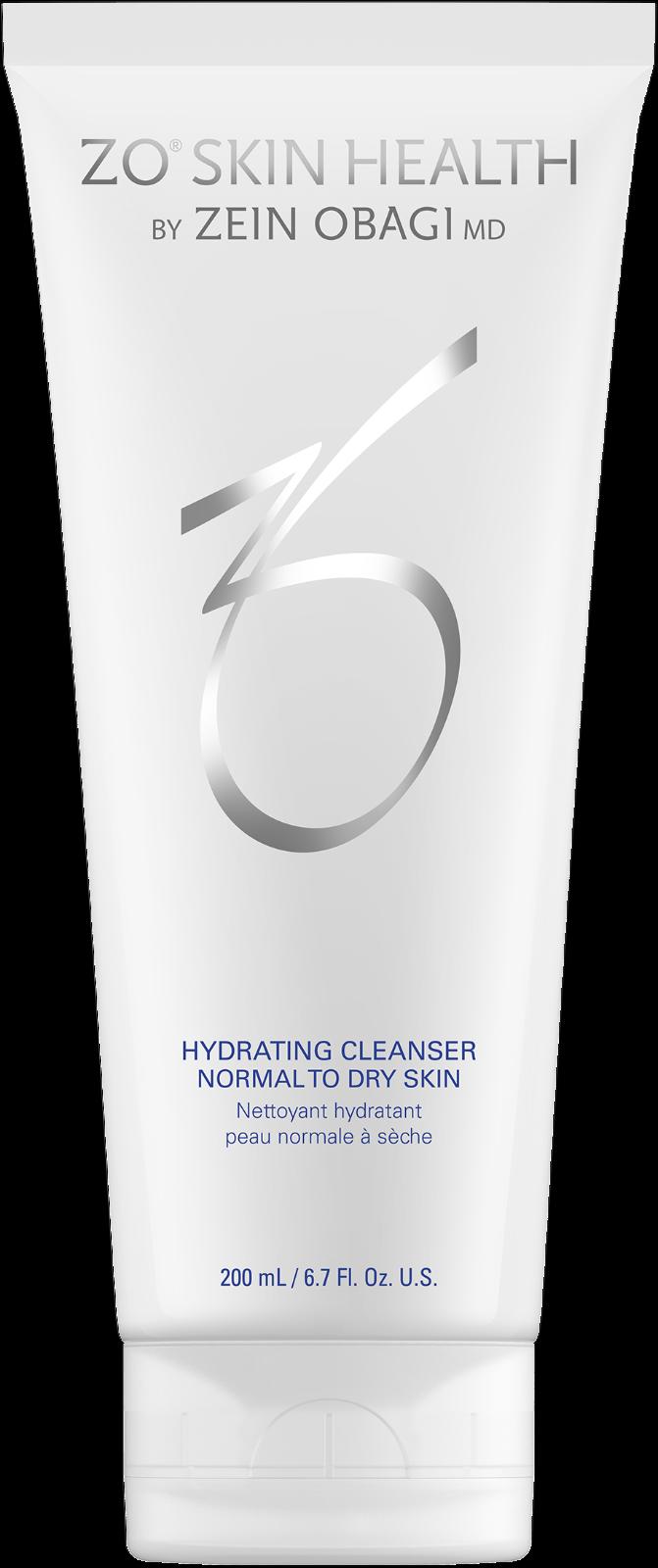 ZO® SKIN HEALTH  HYDRATING CLEANSER 200 ML / 6.7 FL. OZ. ex
