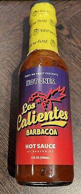 The Hot Ones - Los Calientes Barbacoa Hot Sauce