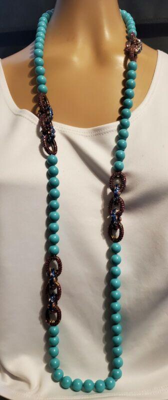 Heidi Daus Ravishing Rope Necklace   Ret: $299.95