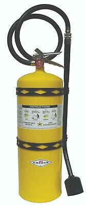 Amerex 30 Lb Class D Sodium Chloride Fire Extinguisher Model B570