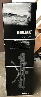 Thule T2 Hitch - Thule T2 Pro XT 2-Bike Hitch Rack 2