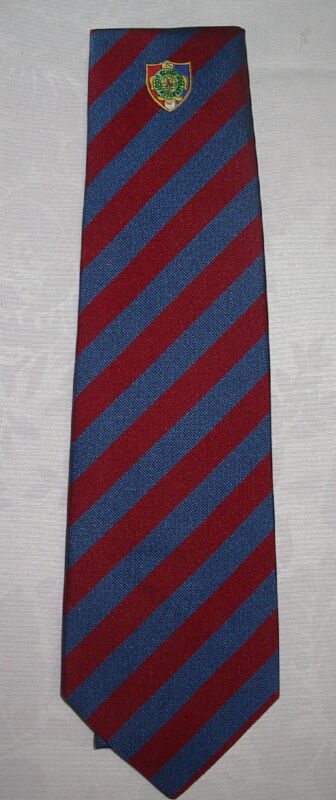 BSA SCHIFF SCOUT RESERVATION DRESS TIE MINT IN PACKAGE!