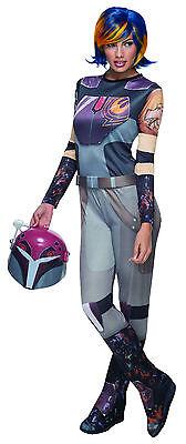 Star Wars Rebels - Sabine Wren Adult - Sabine Star Wars Rebels Kostüm
