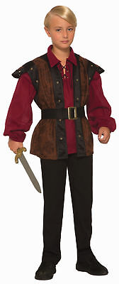 Renaissance Faire Fair Boy Boys CHILD Costume NEW Medieval (Renaissance Costume For Boys)