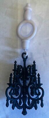 Barbie Dreamhouse 2015 Replacement Parts Chandelier With Hook