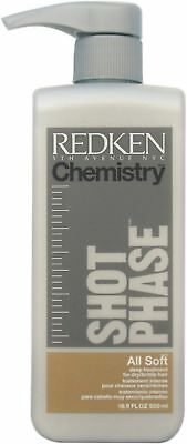 Redken Chemistry Shot Phase All Soft Deep Treatment for Unis