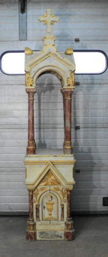 Antique Architectural Salvage Element From Gothic Church in Avignon France