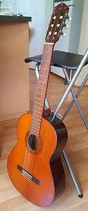 FS: Vintage Yamaha G-55A Classical Guitar Riverton Canning Area Preview