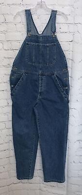 Vintage Overalls & Jumpsuits Old Navy Women's Denim Jean Carpenter Medium Overalls $24.99 AT vintagedancer.com